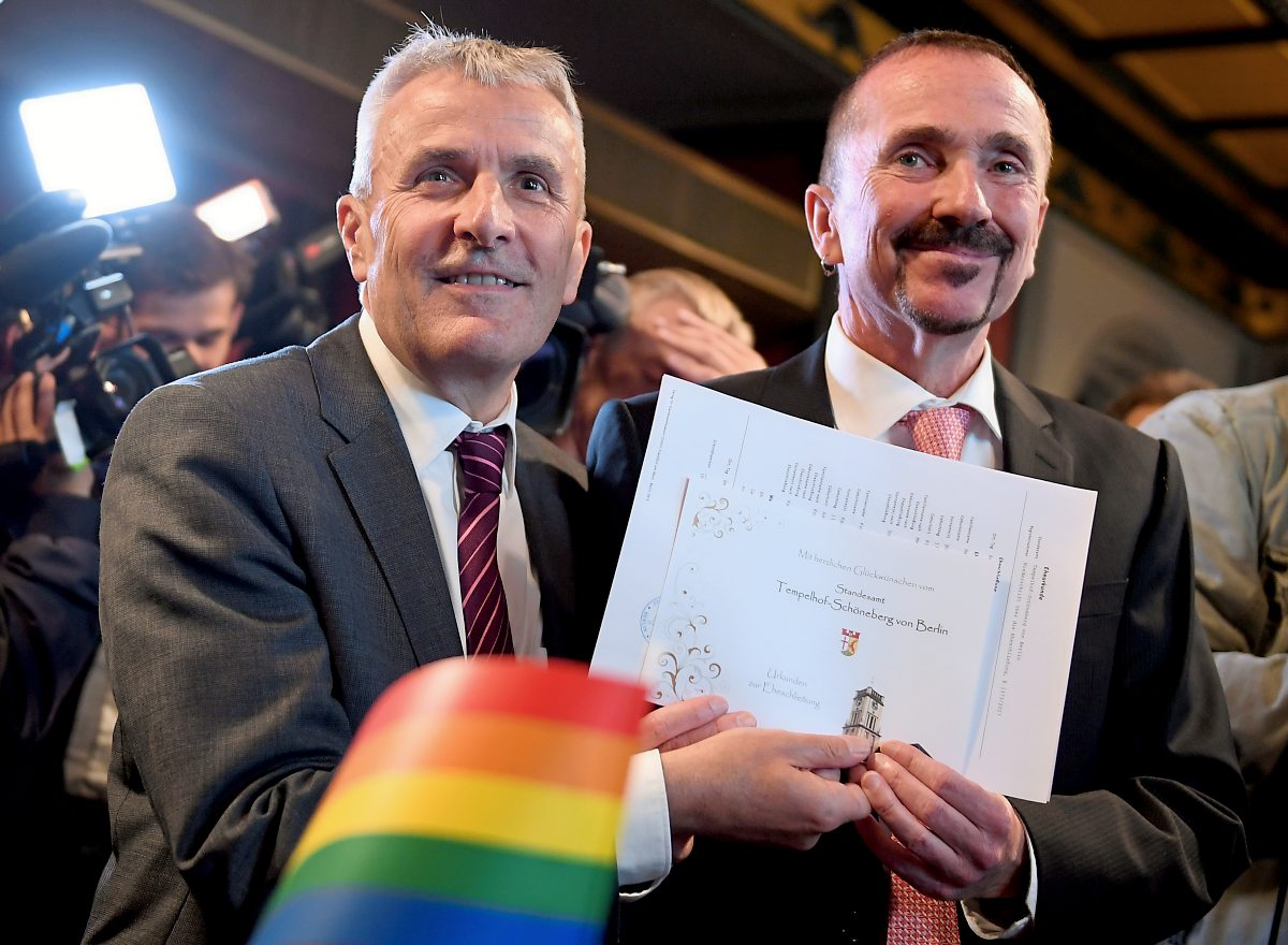 Alemania matrimonio igualitario