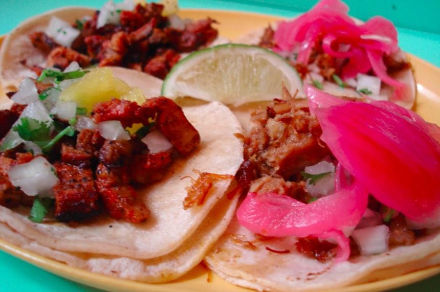 Los mejores tacos en la Ciudad de México
