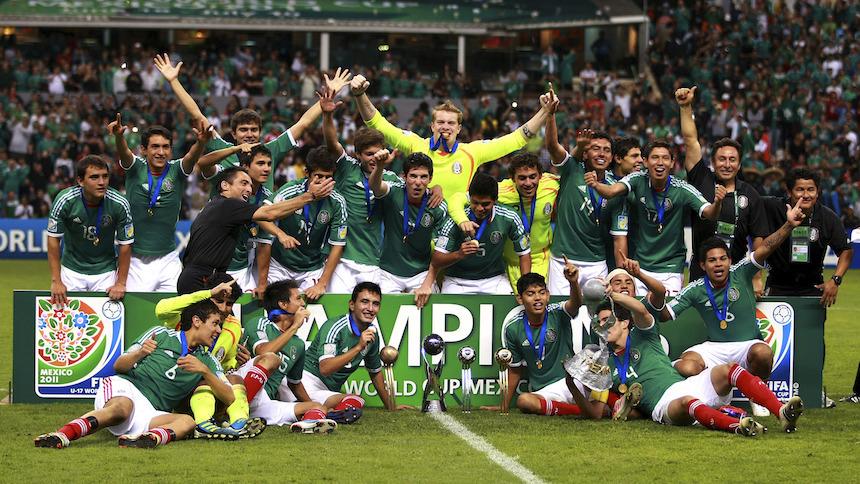Todo lo que necesitas saber de México en el Mundial Sub-17