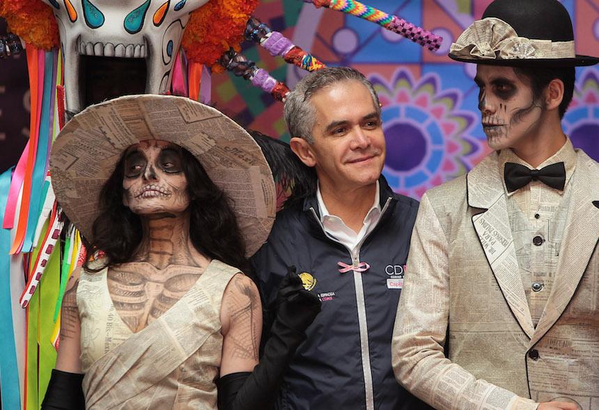 Miguel Ángel Mancera, Jefe de Gobierno de la CDMX, no renuncia a sus aspiraciones presidenciales