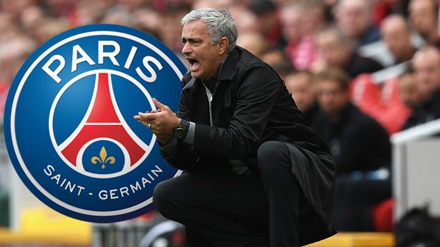 José Mourinho le hace ojitos al Paris Saint-Germain