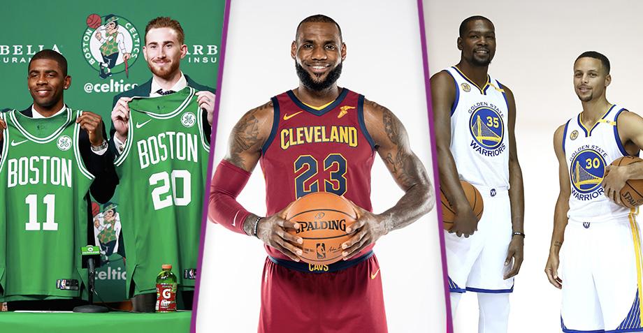 A 10 días del inicio de la NBA, 10 cosa que queremos ver esta temporada