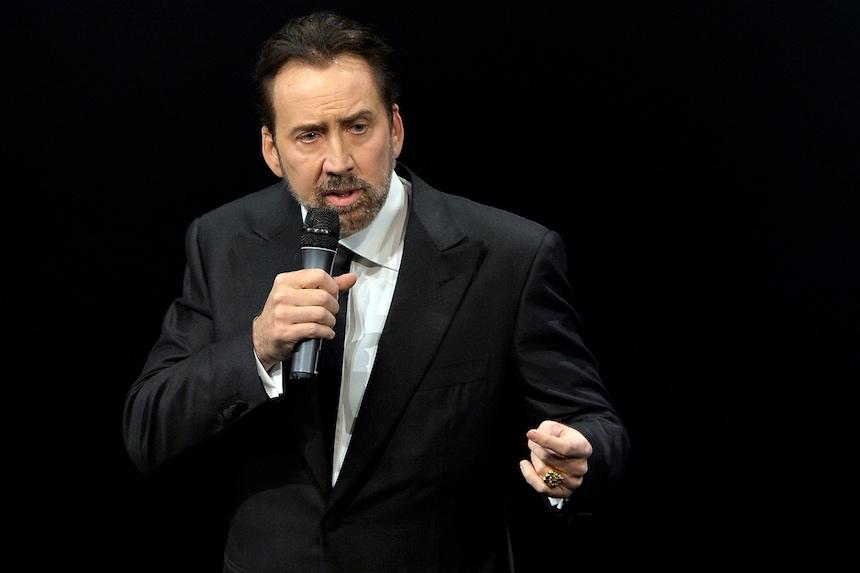 Actores fantasmas - Nicolas Cage