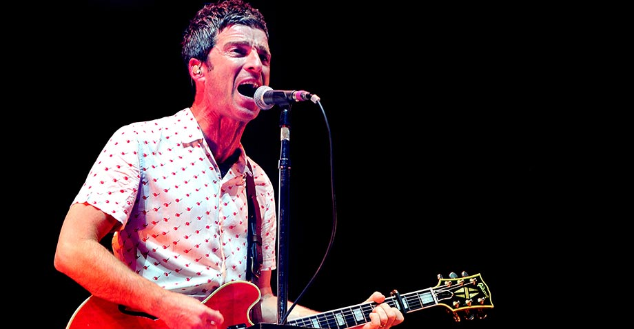 "Escucha ""Holy Mountain"", ¡el primer sencillo de Noel Gallagher!"