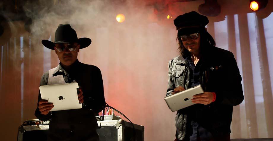 ¡Nortec Collective será el show principal de la Fórmula 1 en México!