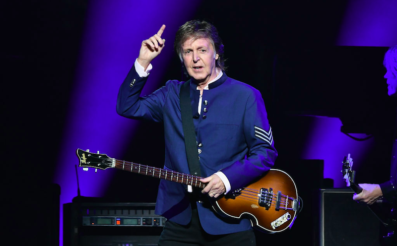 Conoce el monstruoso setlist de 39 canciones de Paul McCartney