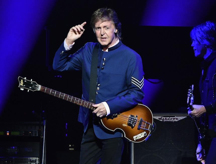 Concierto de Paul McCartney