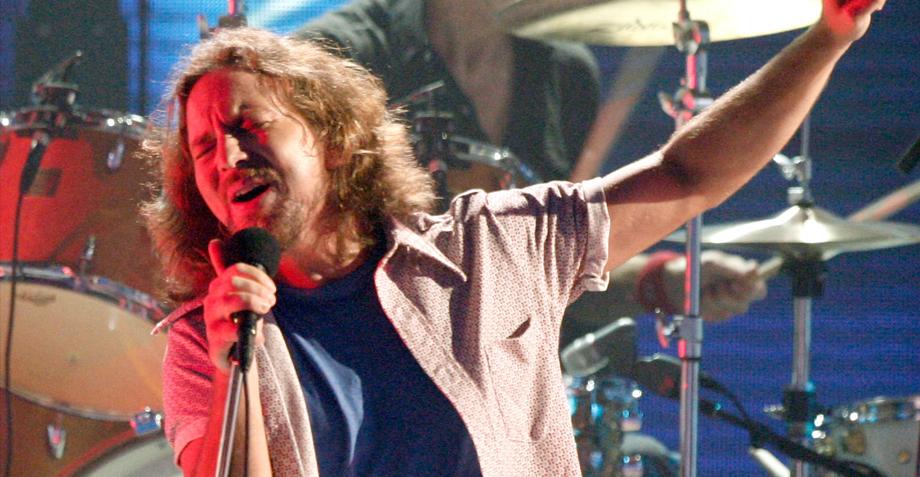 Pearl Jam anuncia más proyecciones en México de su documental