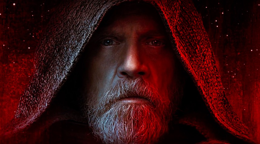 Nuevo póster - Star Wars: The Last Jedi