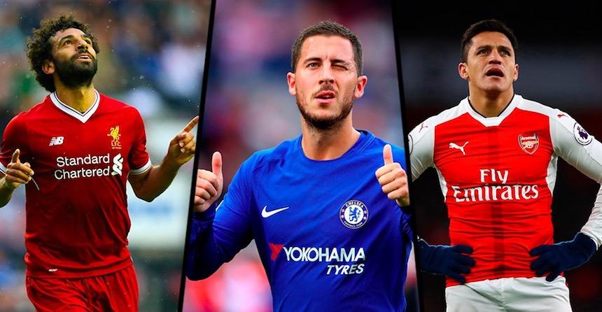 ¿Qué equipo de la Premier League está mejor representado en las eliminatorias?