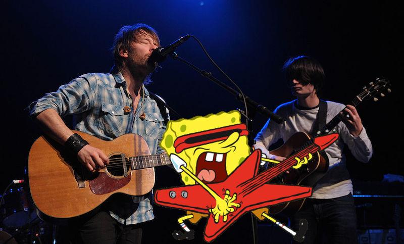 Bob Esponja encaja con cada disco de Radiohead ¡y su guitarrista lo aprueba!