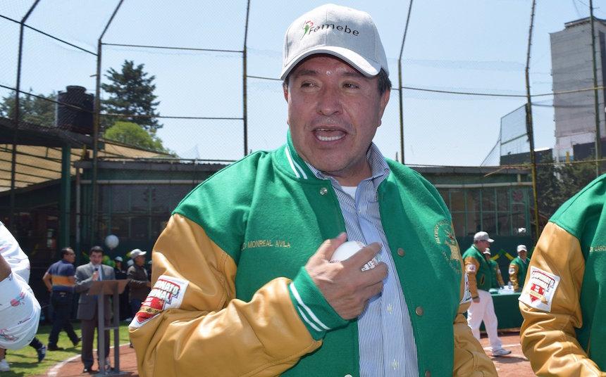 Ricardo Monreal Ávila, delegado de Cuauhtémoc