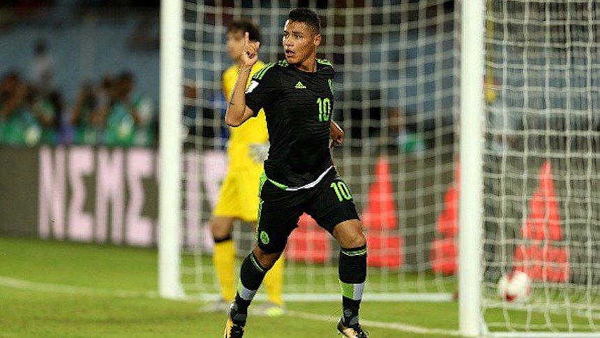 Gris debut de México en el Mundial Sub 17: empatan con Irak