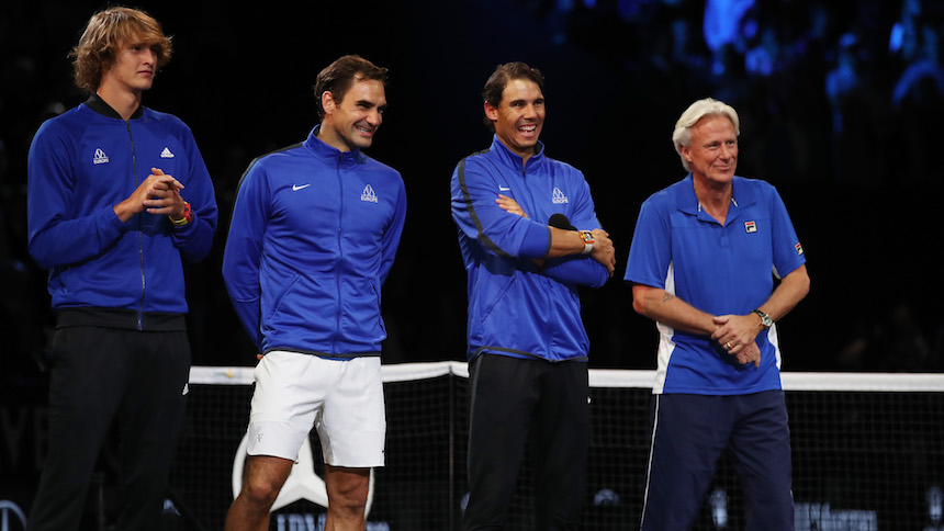 ¡Tenemos otra final entre Roger Federer y Rafael Nadal!