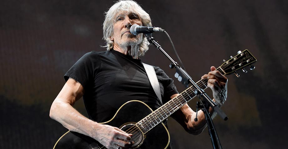 """Wish You Were Here"", la canción que Roger Waters dedicó a México"