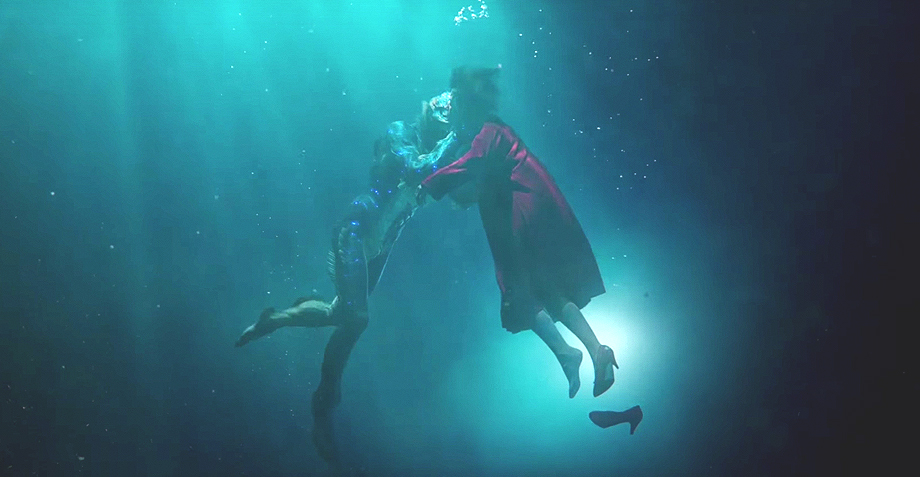 The Shape of Water: La cinta de Guillermo del Toro que DEFINITIVAMENTE no te puedes perder