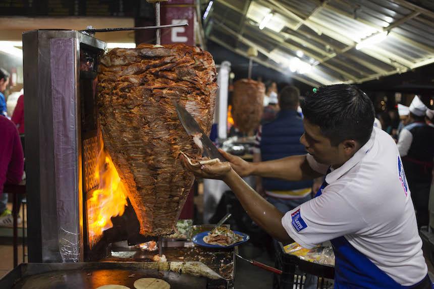 Tacos en la Ciudad de México - El Vilsito