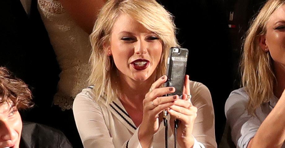 PAREN TODO: Taylor Swift lanzará una app para celular 💅🏻
