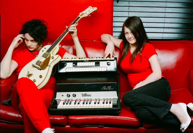 The White Stripes relanzará sus primeros álbumes en casete