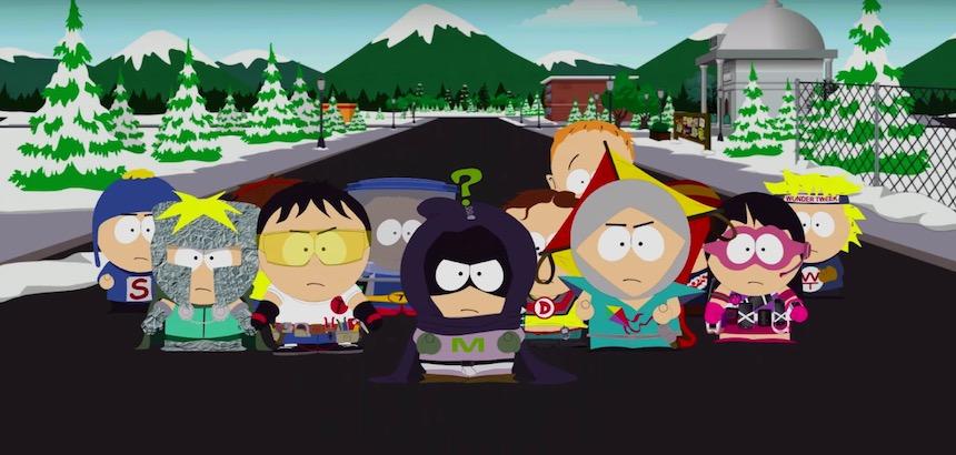 Tráiler final de South Park: The Fractured But Whole