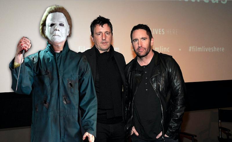 Trent Reznor y Atticus Ross comparten su versión del tema de 'Halloween'