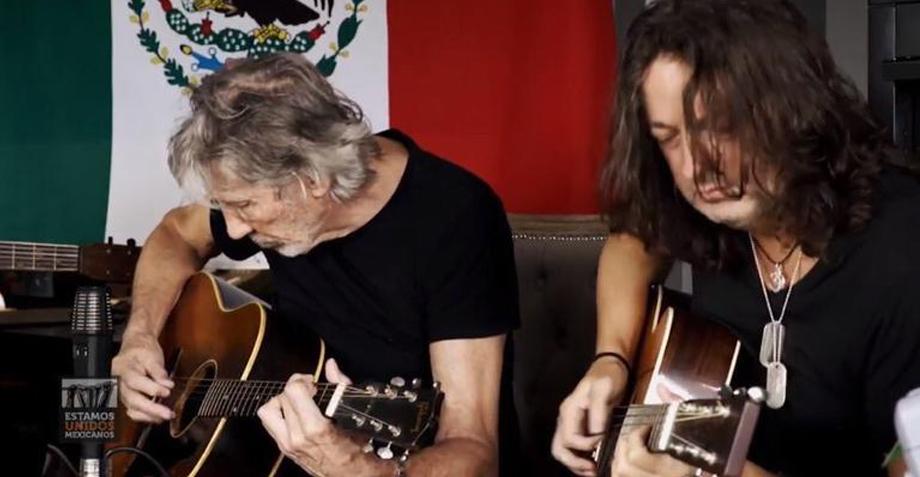 "Roger Waters dedicó ""Wish You Were Here"" a México"