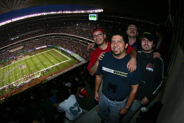 La guía para identificar a un villamelón en el juego de la NFL en México