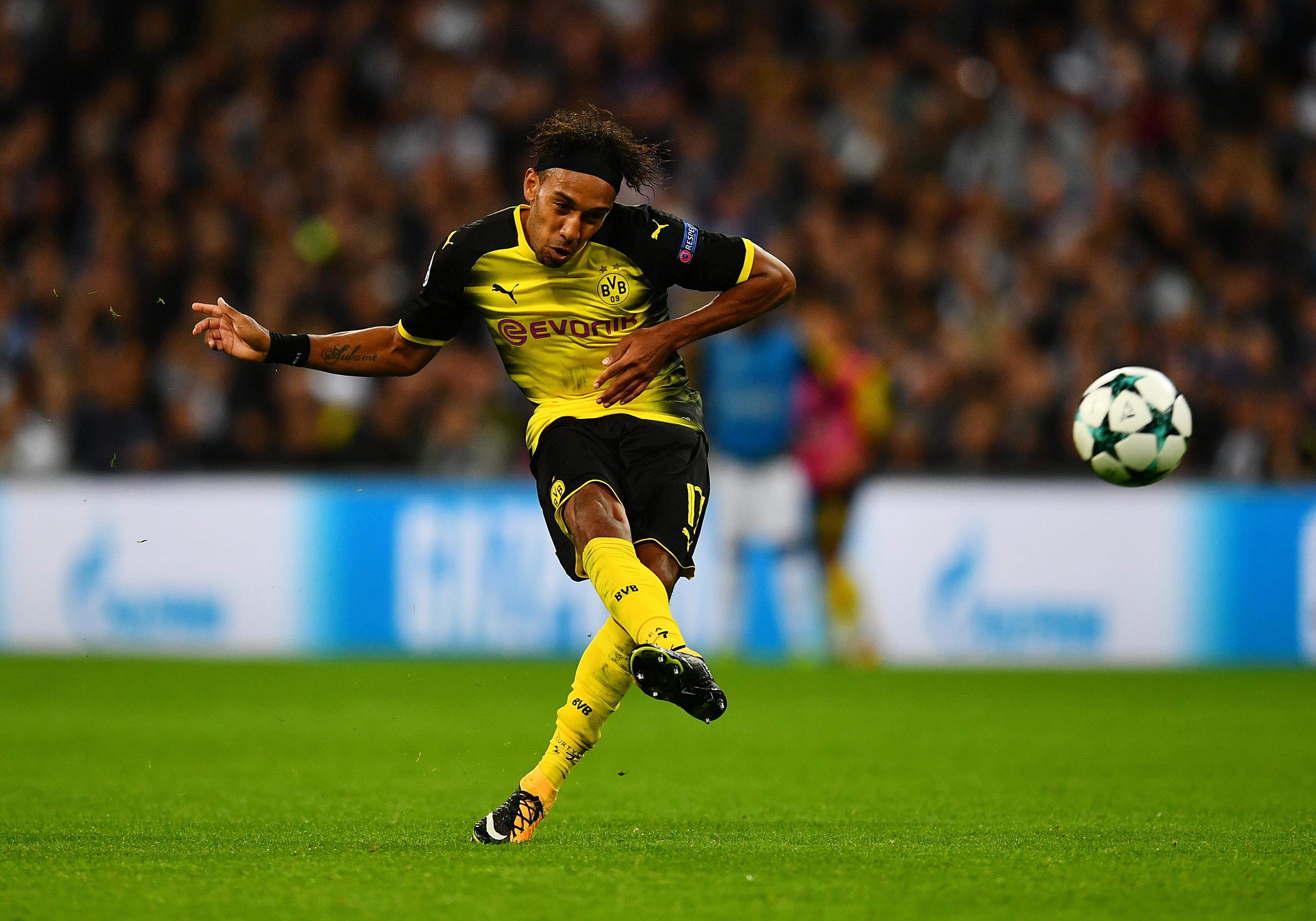 EN VIVO: El Dortmund se juega todo contra el Tottenham en la Champions League