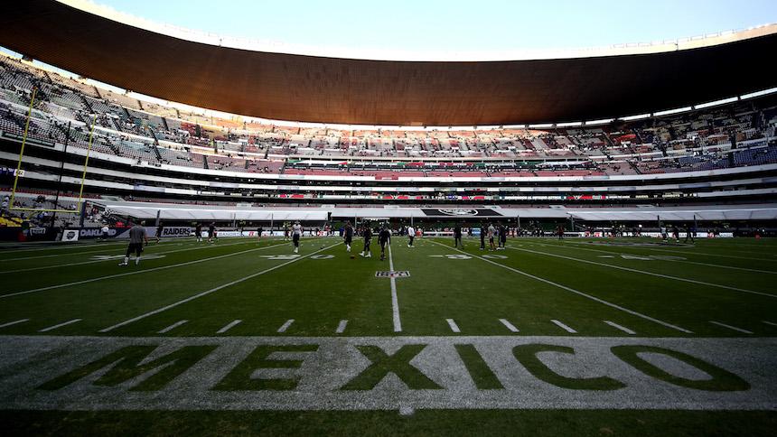 ¡Habrá NFL en México para los siguientes tres años!