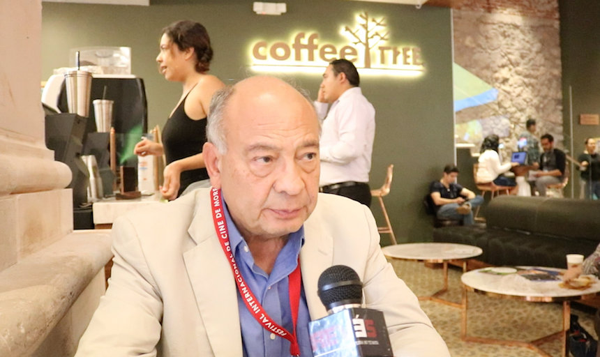 Alejandro Pelayo - Director de la Cineteca Nacional