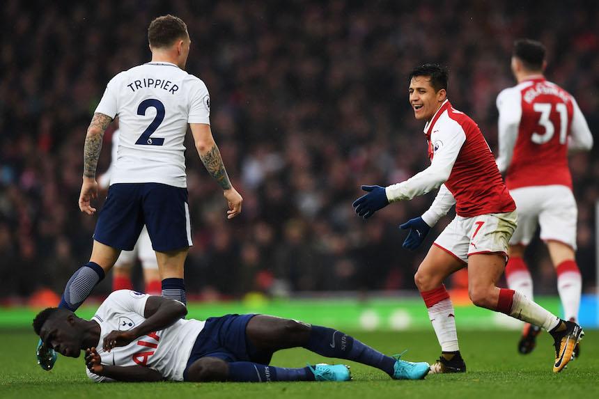 ¡Arsenal se quedó con el Derby de Londres!