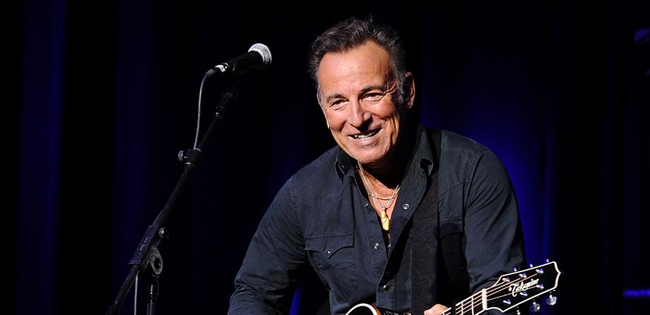 Bruce Springsteen pone a la venta la casa de su infancia