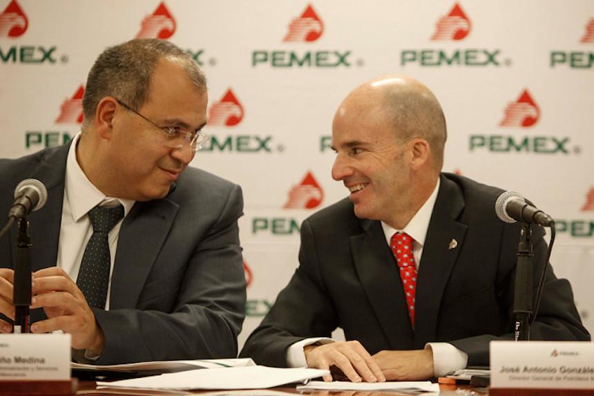 Carlos Treviño González, nuevo director de Pemex
