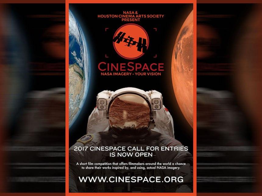 CineSpace - Concurso de la NASA