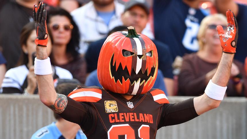 Las 47 cosas que tendrían que pasar para que los Browns pasen a playoffs