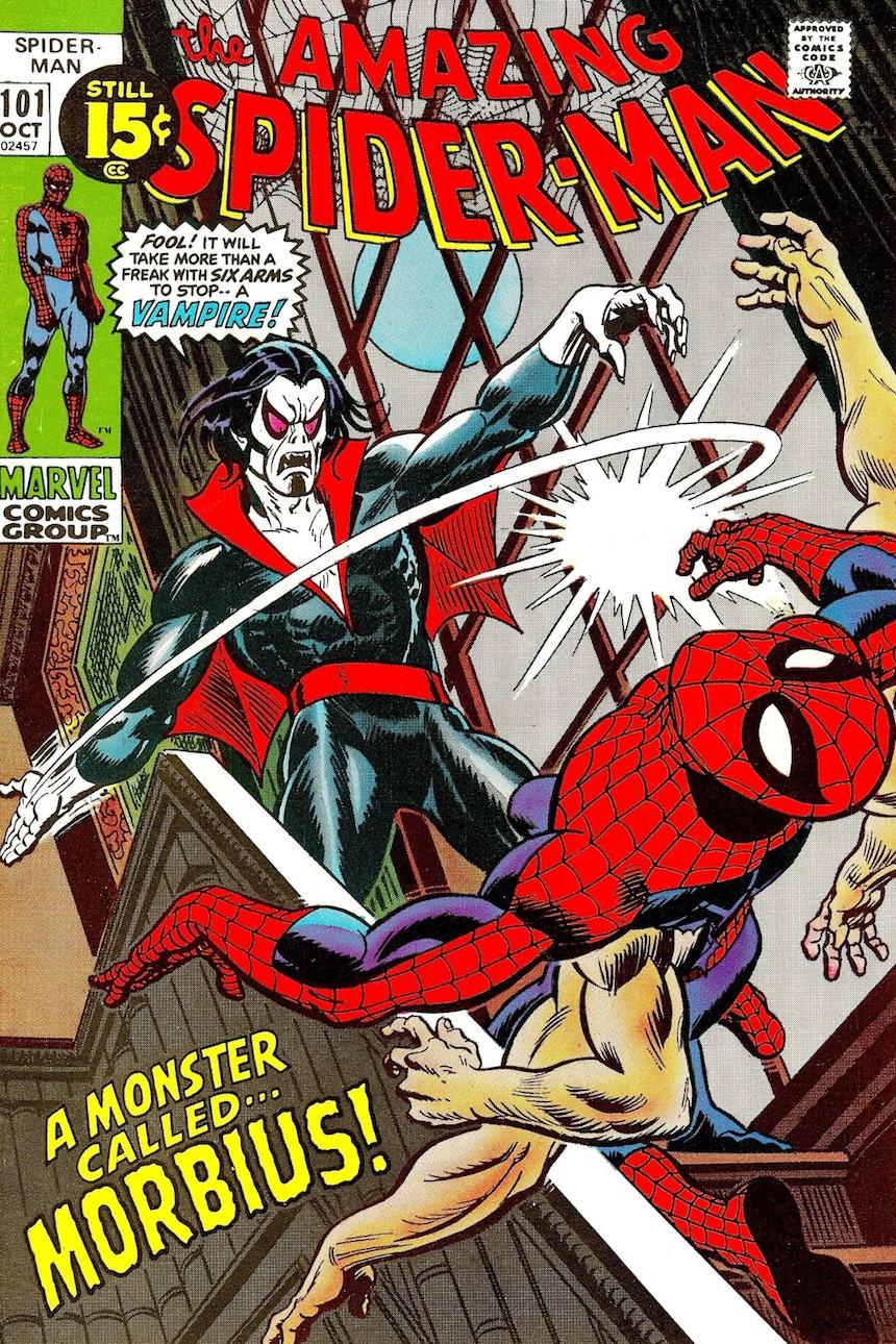 Cómics - Amazing Spider-Man #101