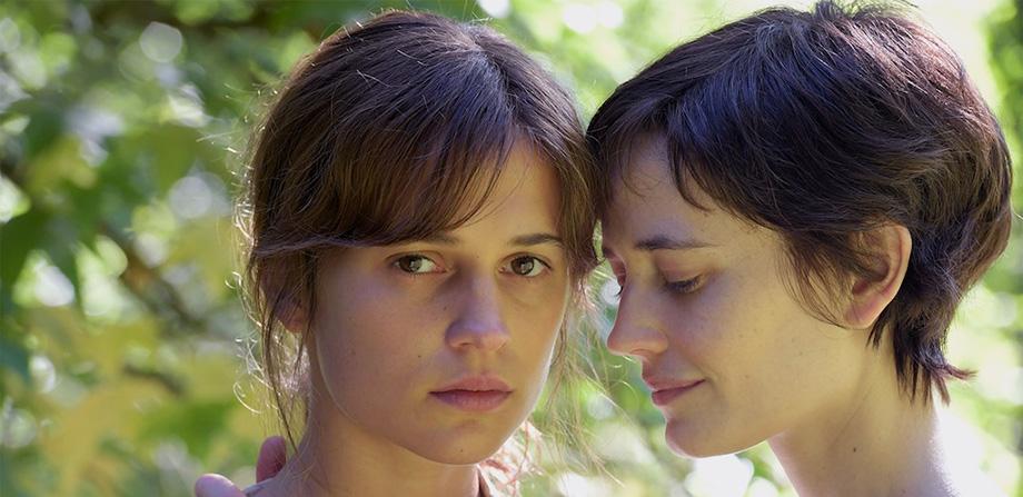 Alicia Vikander y Eva Green juntas en el nuevo tráiler de 'Euphoria'