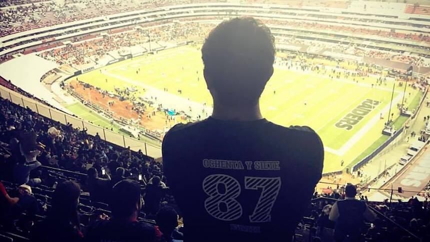Emilio: Una historia de superación y amor a los Patriots