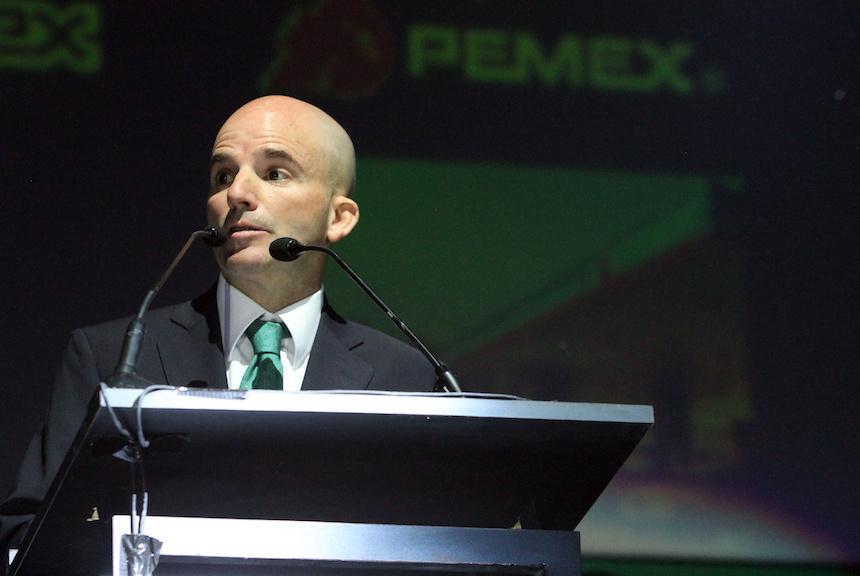 José Antonio González Anaya, nuevo titular de la Secretaría de Hacienda