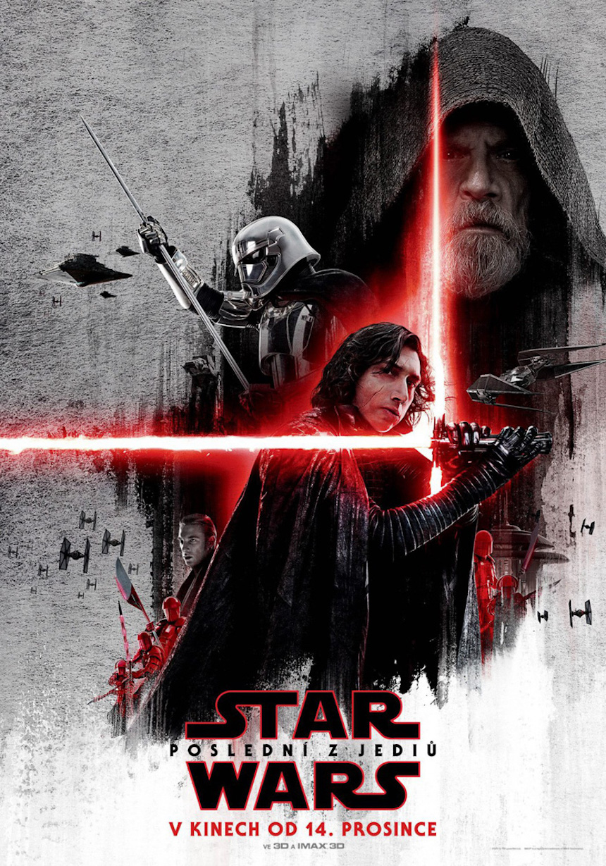 Nuevo póster de Star Wars: The Last Jedi