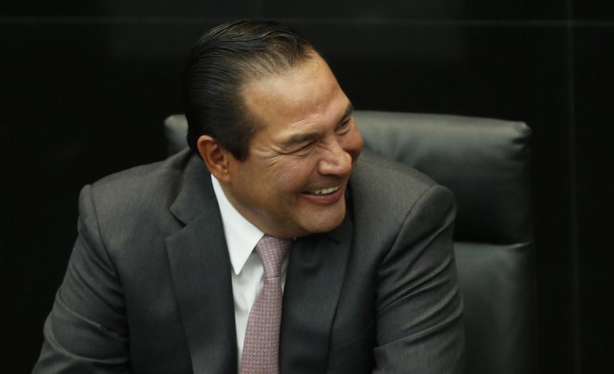 Luis Enrique Miranda Nava, titular de la Secretaría de Desarrollo Social (Sedesol)