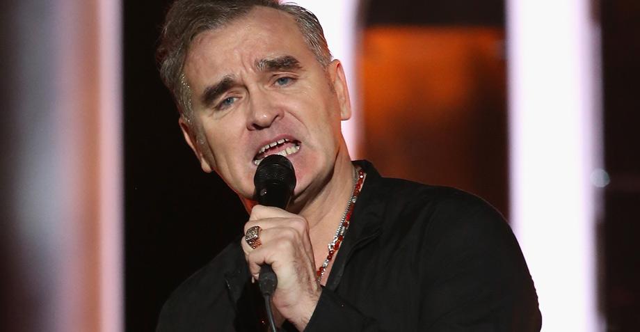 Morrissey canceló un nuevo concierto 'porque tenía frío — Otra vez