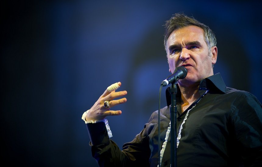Morrissey habló en favor de Harvey Weinstein y Kevin Spacey… WTF?!