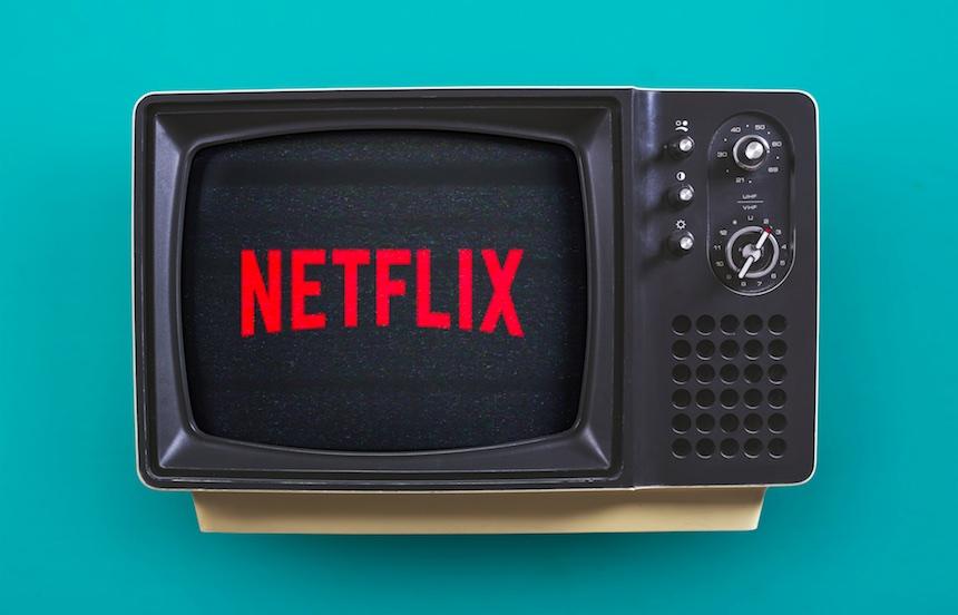 Televisión con Netflix