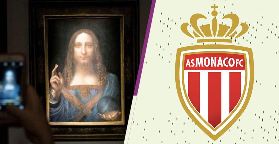 Cómo un cuadro de Da Vinci le dio una lanota al AS Mónaco para este mercado