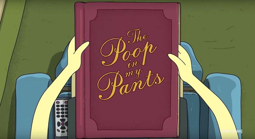 Poop in my Pants - Álbum
