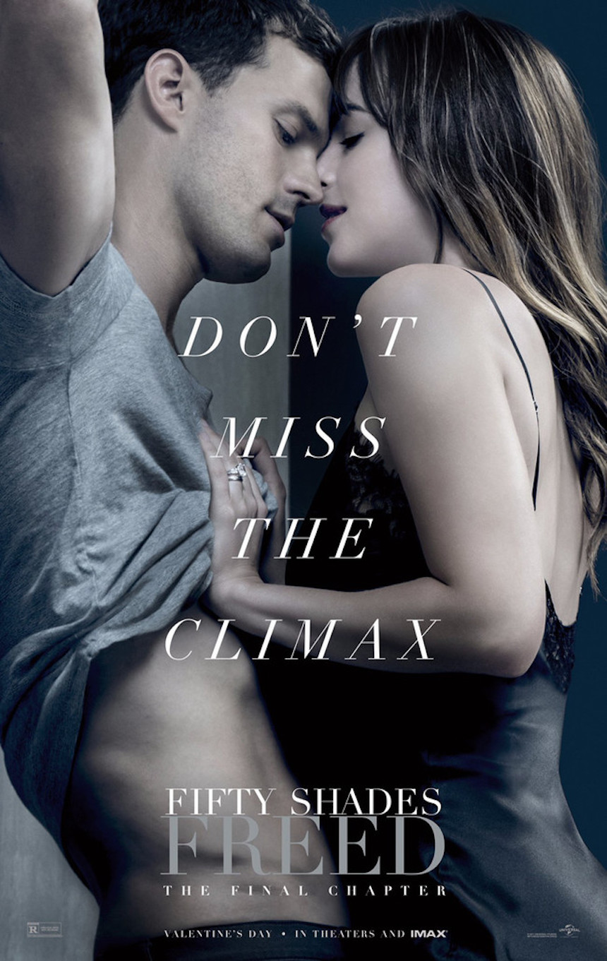 Fifty Shades Freed - Póster