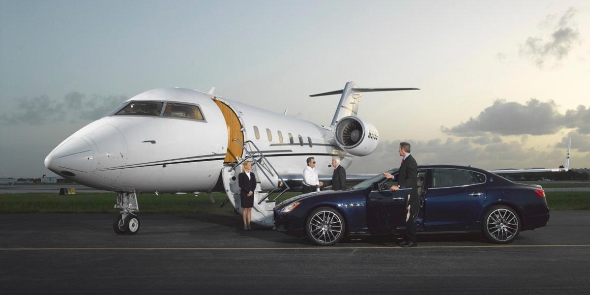 Avion privado