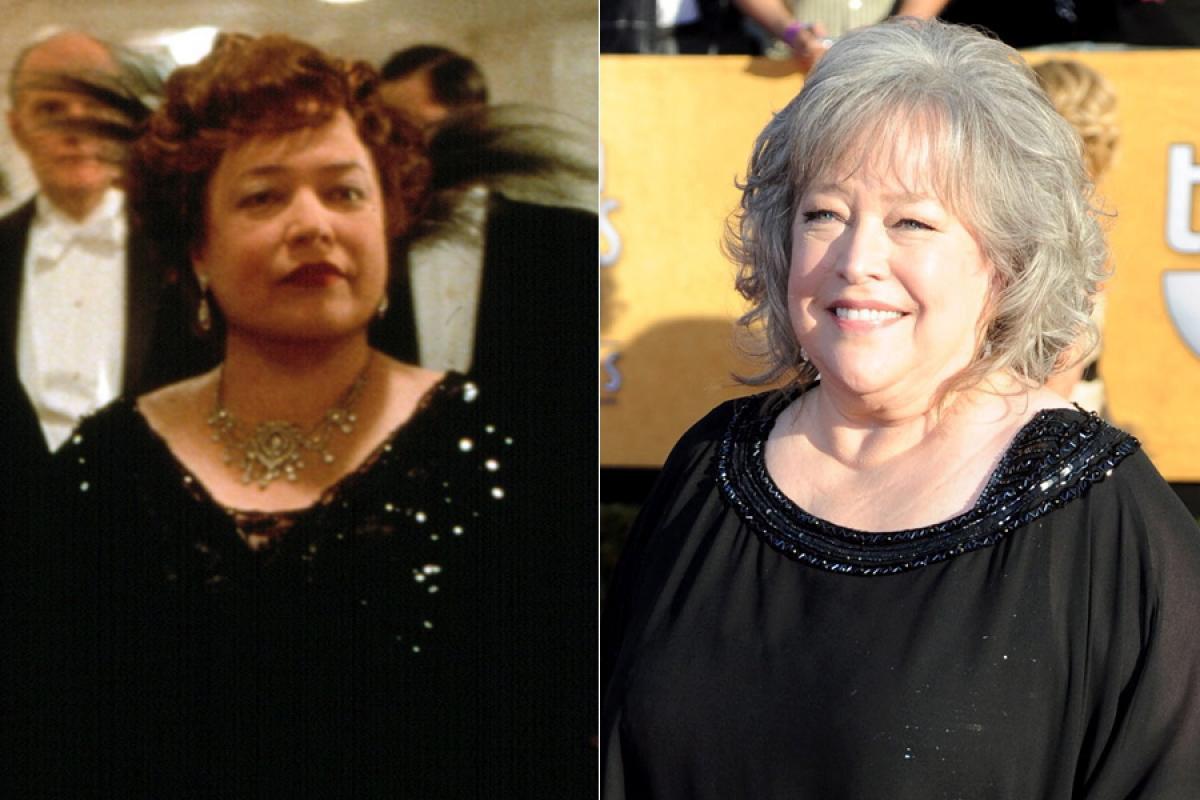 Kathy Bates Margaret Brown Titanic