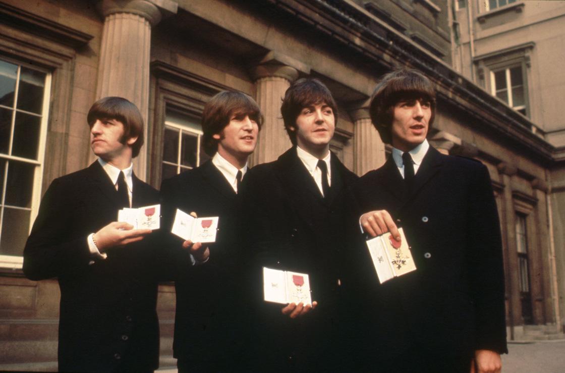 The Beatles Buckingham